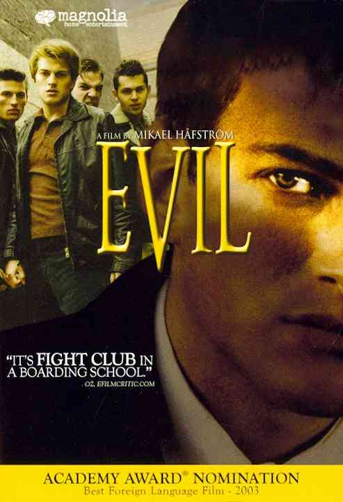 EVIL BY WILSON,ANDREAS (DVD)